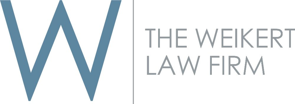 The Weikert Law Firm Logo