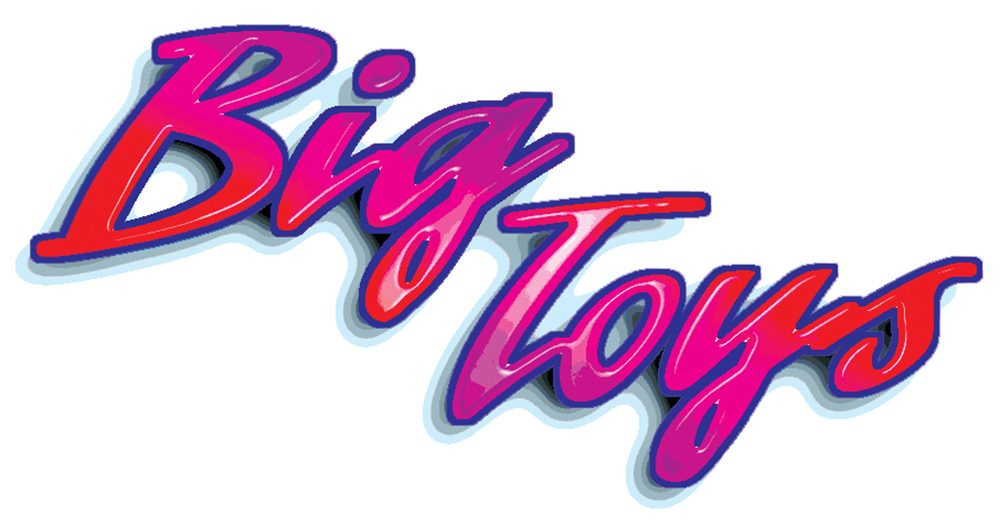 Big Toys Logo